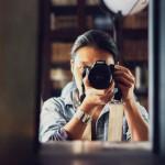 Fotogruppen tar foton, pratar foto och lever foto. Typ. Foto: Cathy Xiao Chen
