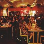 Reccemottagning i Pub Kronan ht 2013. Foto: Eva Garmendia