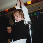 Broder Daniel på Kalmar nation, 25 februari 1995.