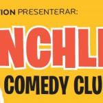Punchline bjuder på skrattfest i Pub Kronan en gång i månaden!