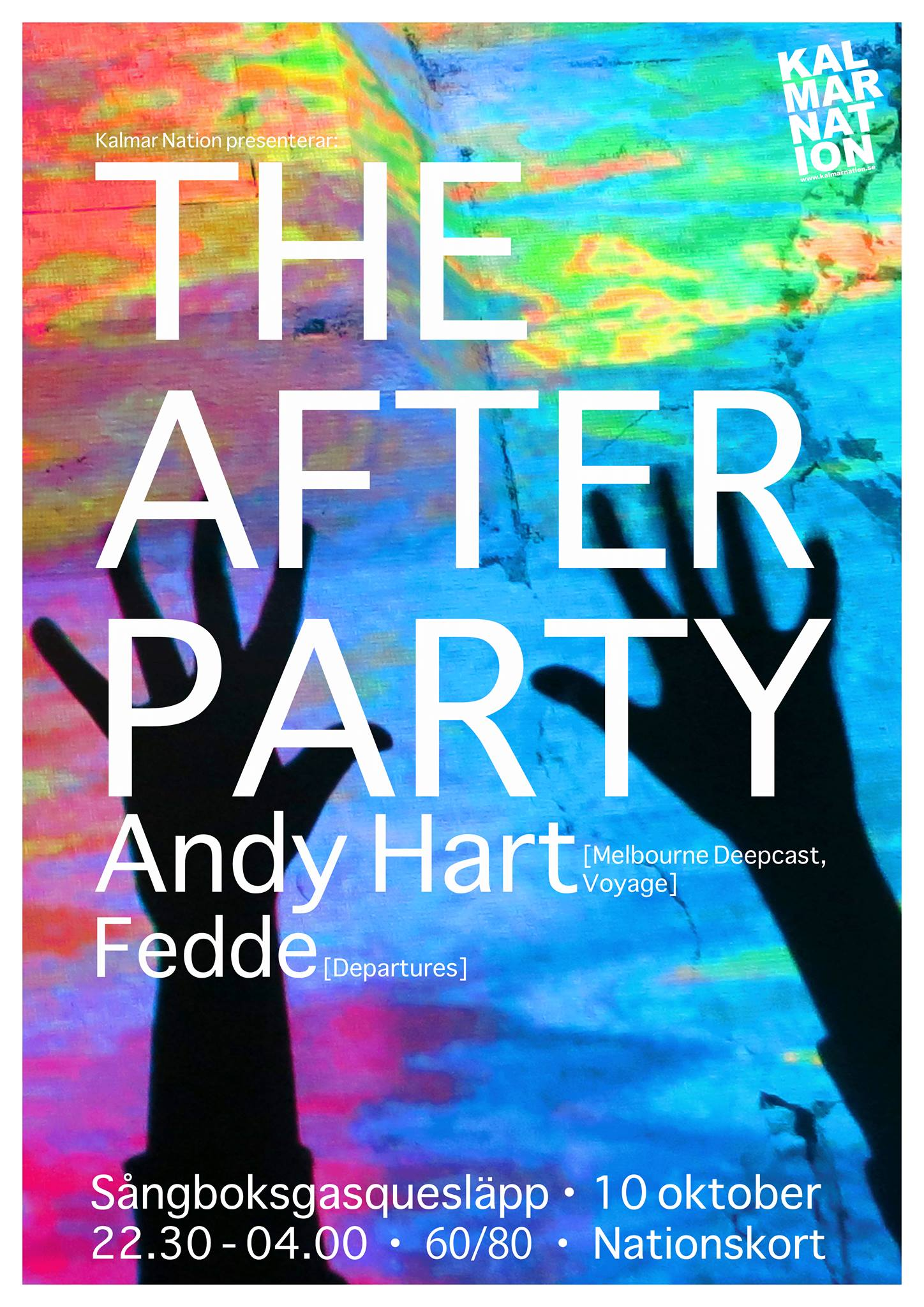 AfterParty 30/9/15