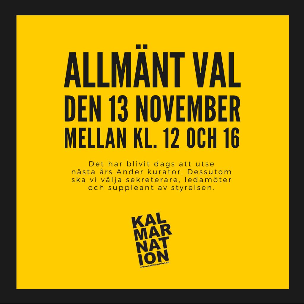 Allmänt val 2016